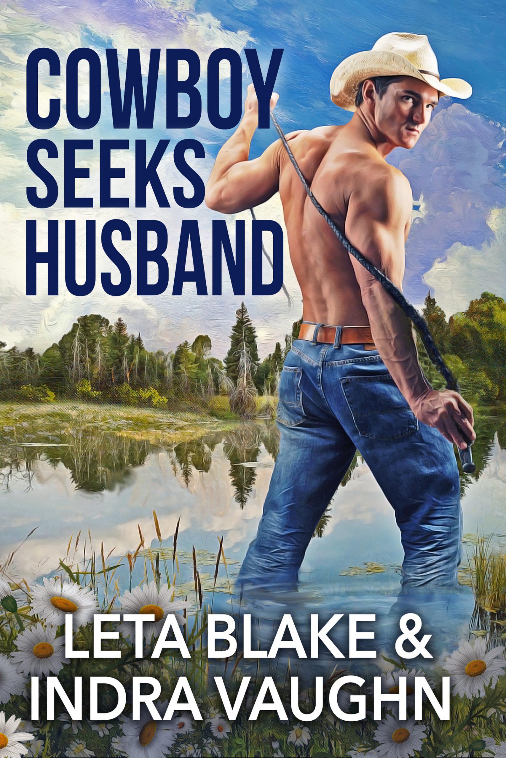 Cowboy Seeks Husband by Leta Blake & Indra Vaughn